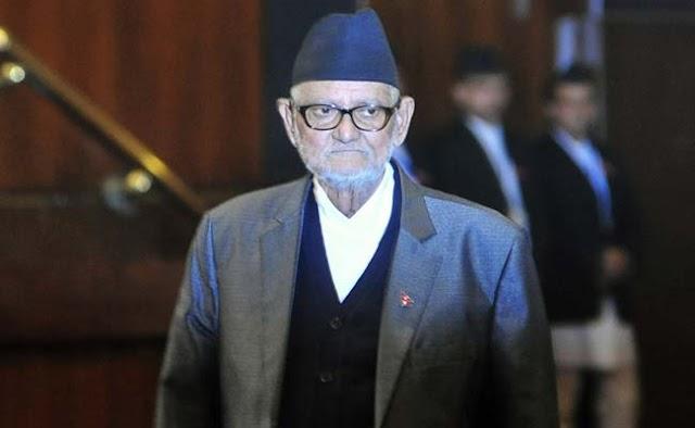 नेपाल के पूर्व पीएम सुशील कोइराला का निधन