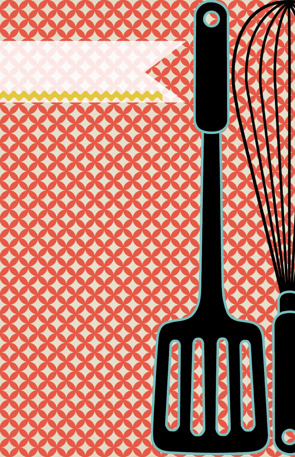 cookbook template recipe book