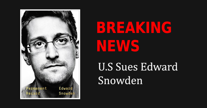 edward snowden permanent record