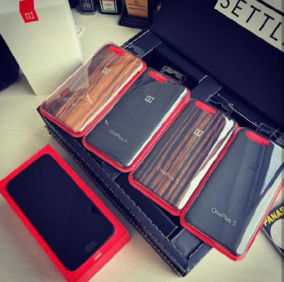 OnePlus 5 hands on 4 - Finally the Most Anticipated device Oneplus 5 Confirmed With 8GB RAM, See Specs, Images & Price in Nigeria