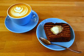 Mes Adresses : Cream, le coffee shop gets on top - 50 rue de Belleville - Paris 20