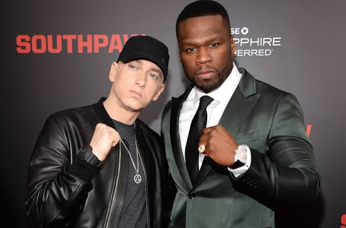 "50 Cent & Eminem took Swipe at Nick Cannon ""The Invitation"" Feat. Suge Knight"