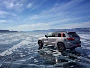 Jeep Sets Speed Record On Ice!