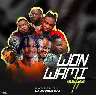 [DJ MIX] Dj Double Kay - Won Wami Mixtape