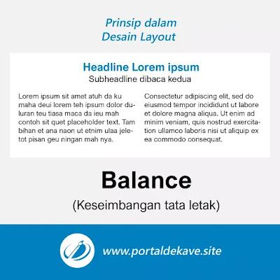 3. Balance