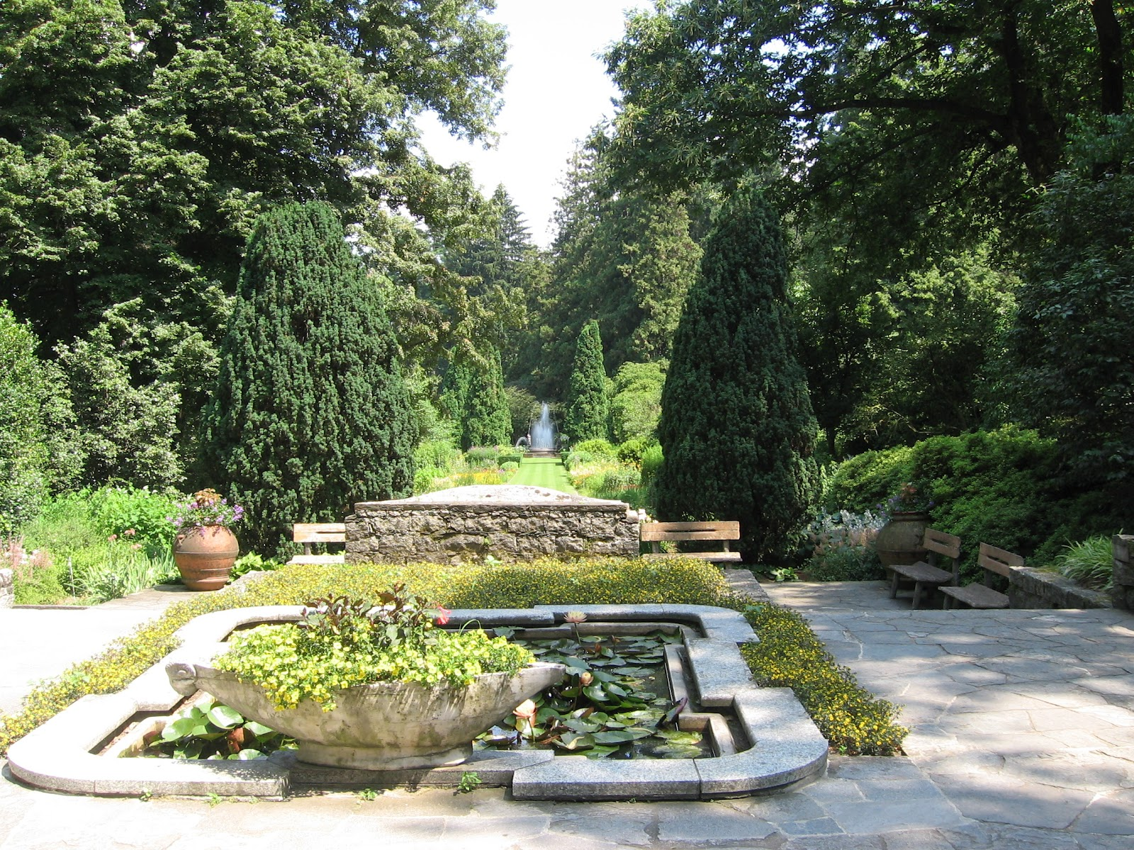 La Casa del Giardiniere Bed  and Breakfast  June 2012