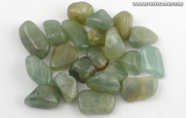 Kristálygyógyászat/Gyógyító kövek: Berill