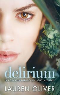 Delirium 1, Lauren Oliver