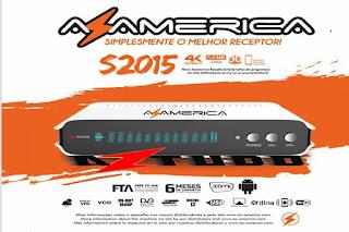 Primeira Atualização Azamerica S2015 V3.1.0