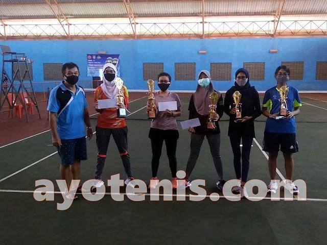 Sekar Vinda Juara Phinisi Cup 2020