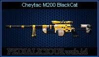 Cheytac M200 BlackCat