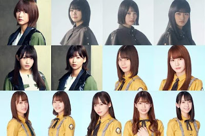 Keyakizaka46 and Hinatazaka46 members for TGC Spring/Summer 2020