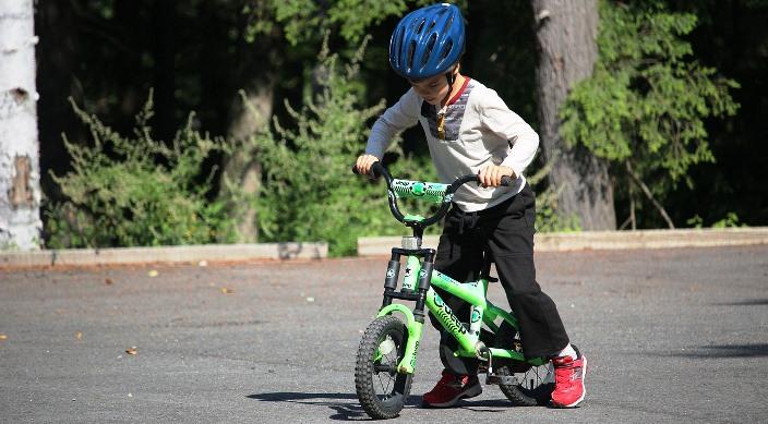 Cara Memilih Ukuran Sepeda Yang Tepat Untuk Anak