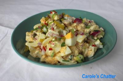 Carole's Chatter: Egg Salad