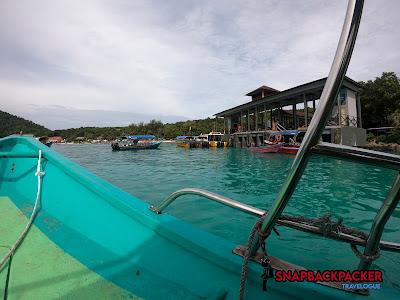 Pulau Perhentian ke Jeti Kuala Besut