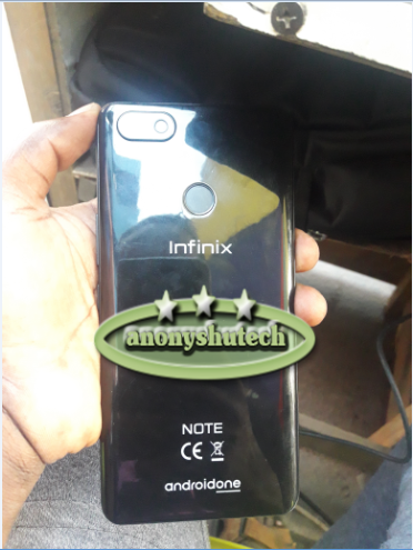INFINIX NOTE 5 CLONE / COPY FIRMWARE FLASH FILE TESTED