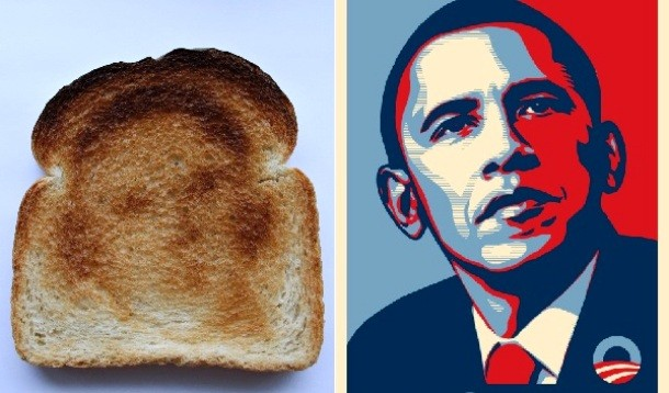 Obama toast. It makes good toast. marchmatron.com