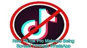 Trending News [Fake] New TikTok Pro Malware Being Spread via WhatsApp