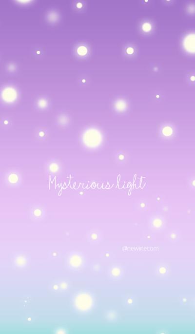Mysterious light