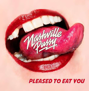 "Ο δίσκος των Nashville Pussy ""Pleased To Eat You"""