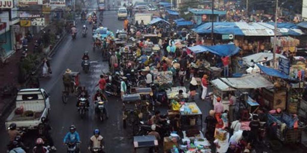 4 Pasar di Subang Ini Suka Bikin Macet Saat Mudik Lebaran