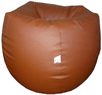 Buy Orka XXL Bean Bag Cover - Tan from amazon.in