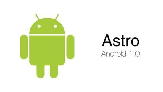 Android Astro