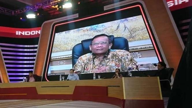 Mahfud MD: Indonesia Lahir karena Bung Karno Radikal!