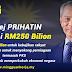 [RASMI] Senarai Penuh Bantuan Prihatin Nasional RM250 Billion ~ Dibayar April & Mei 2020