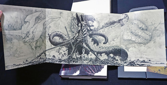 DSC01609 - 正宗哥吉拉 映画『シン・ゴジラ』公式記録集 ジ・アート・オブ・シン・ゴジラ  Godzilla Resurgence/Shin Godzilla[