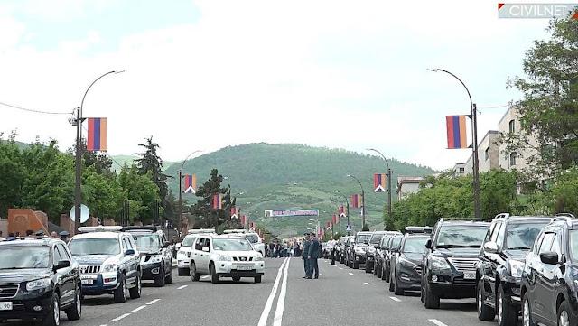 Duplica el número de accidentes de tránsito en Armenia