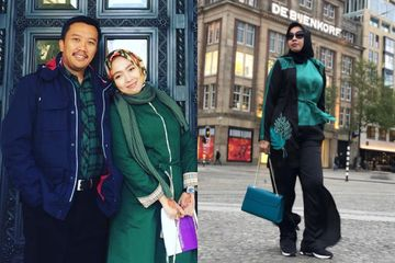 Imam Nahrawi dan Istri