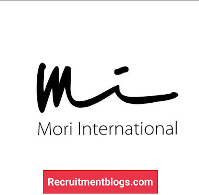 Quality Assurance Specialist At Mori international (veterinary medicine, agricultural or hotel and tourism Vacancy)