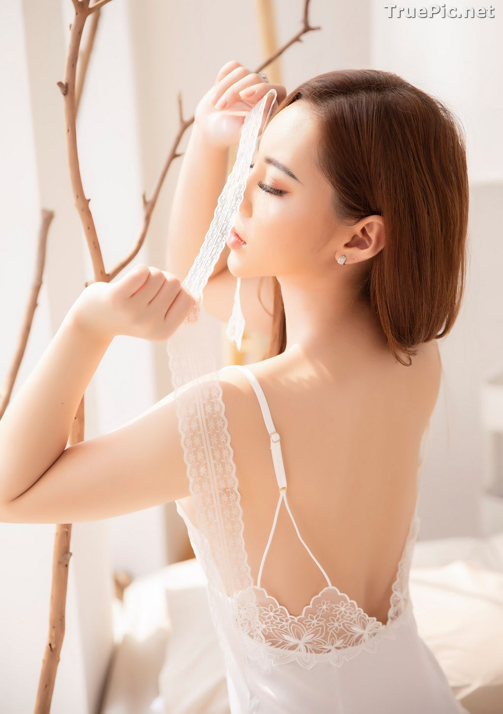 Image Vietnamese Model – Hot Beautiful Girls In White Collection #2 - TruePic.net - Picture-3