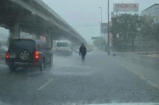 Lluvias provoca inundaciones en varias provincias