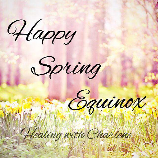 Spring Equinox Wishes Images