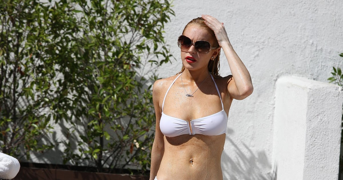 Lindsay Lohan Sexy Nude 81