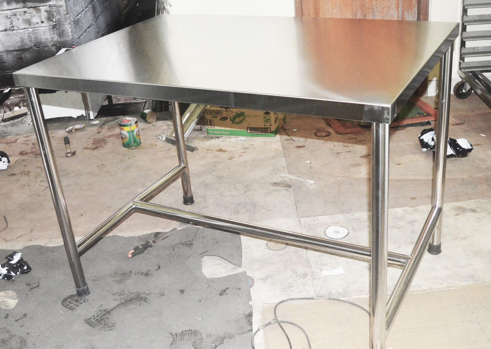 Harga Meja Stainless Steel Untuk Dapur Kuliner