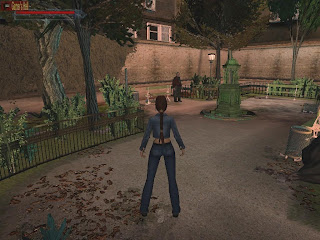 Tomb Raider: The Angel of Darkness (PS2) 2003