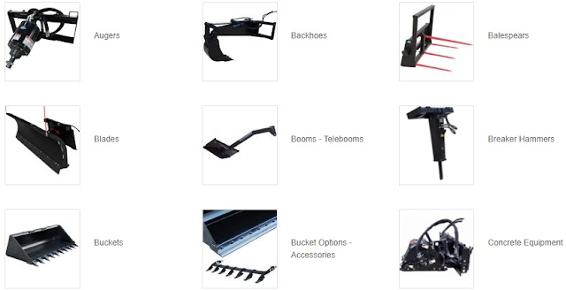 A User Guide for Skid Steer Attachments