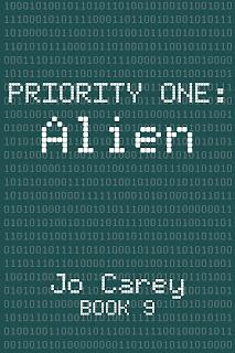 Alien (Priority One Book 9) by Jo Carey