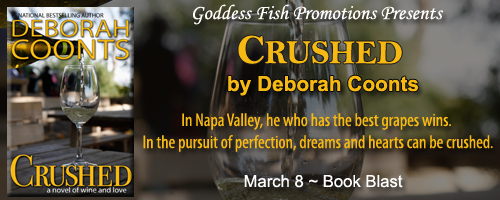 http://goddessfishpromotions.blogspot.com/2016/02/book-blast-crushed-by-deborah-coonts.html