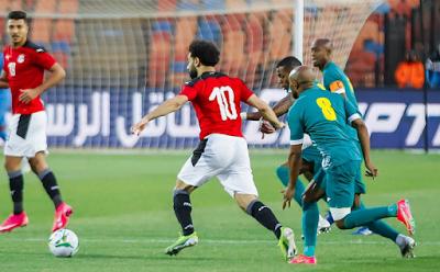 نتيجة مباراة مصر وجزر القمر 0/4 في تصفيات أمم إفريقيا 2021