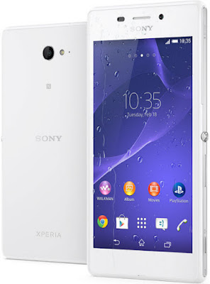 Sony Xperia M2 Aqua complete specs and features