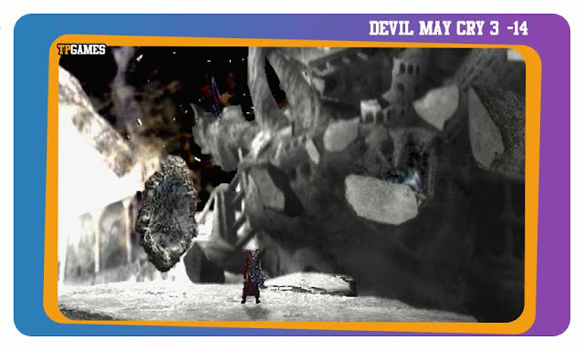 لعبة DEVIL MAY CRY 3