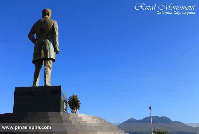 the tallest statue of Rizal
