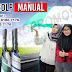 Jual Payung Golf Manual untuk souvenir promosi