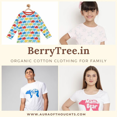Family Cotton Clothing - MeenalSonal