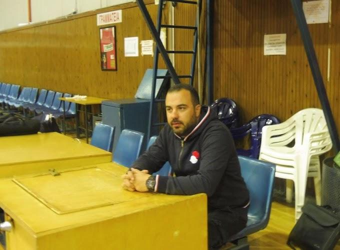 """Γιαννικόπουλος: """"Το camp του Απόλλωνα Καλαμαριάς στοχεύει στην ατομική βελτίωση των αθλητών, υπάρχει μεγάλη συμμετοχή"""""""