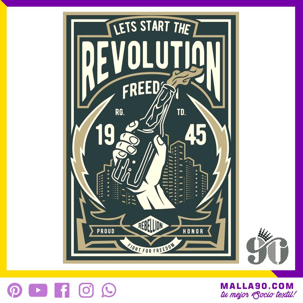 diseño de revolucion social